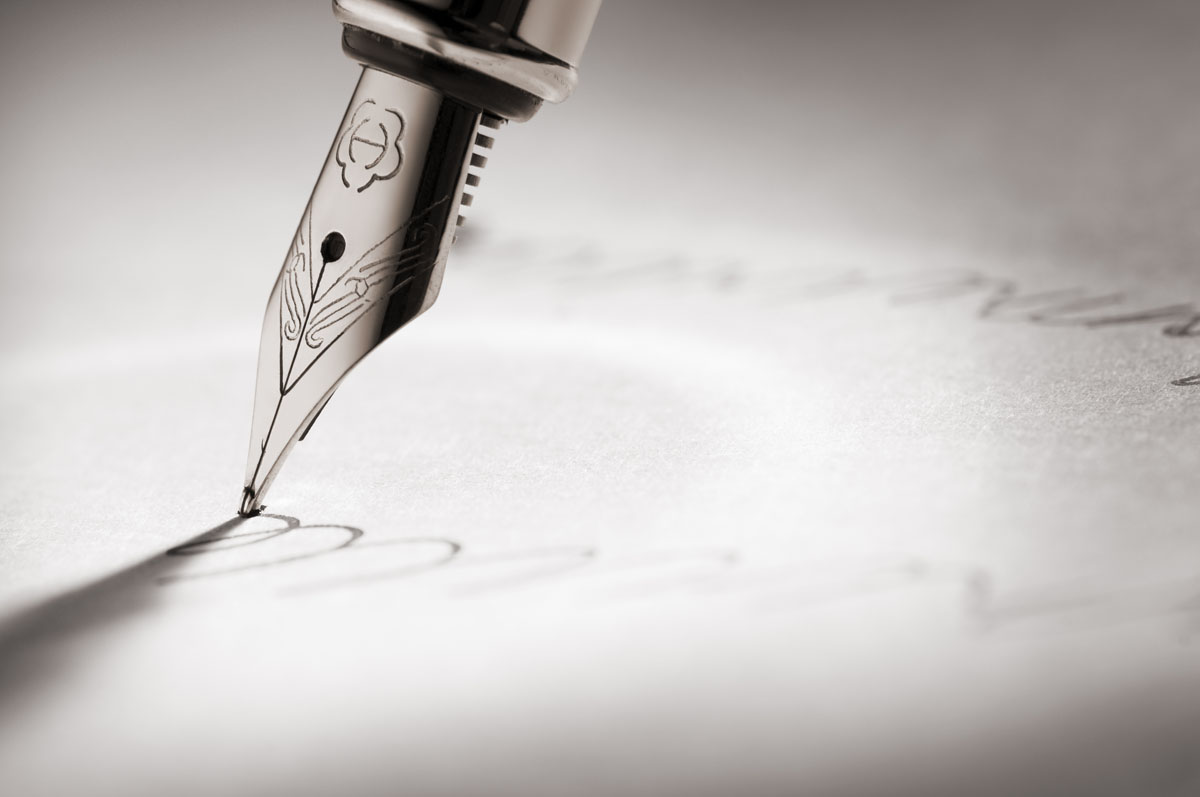 inking letters of agreement